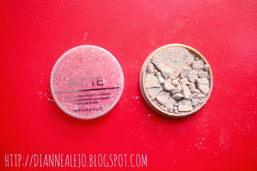diy, broken compact, powder, powder compact, how to, repair broken powder, repair