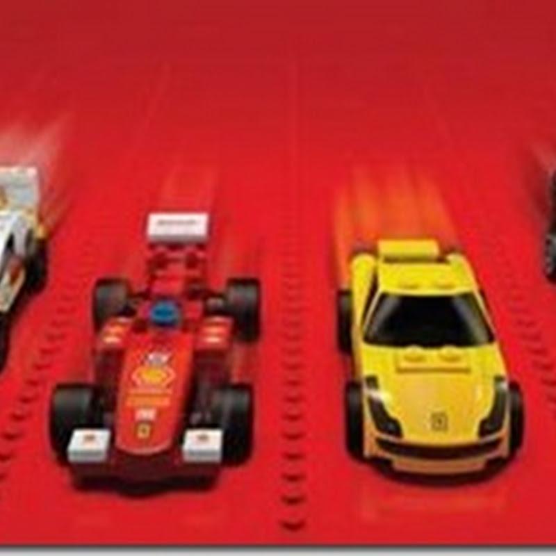 6 Set LEGO–FERRARI  idaman ramai …