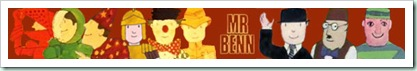 Mr Benn Logo