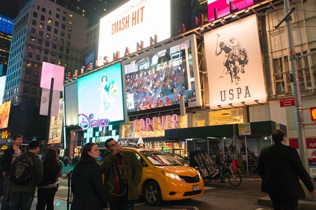 forever21 times square