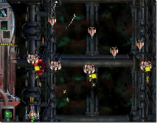 Crusaders of Space Open Range free full game (5)
