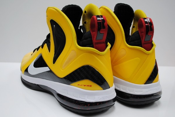 Nike LeBron 9 PS Elite 8220Taxi8221 Official Release No Online