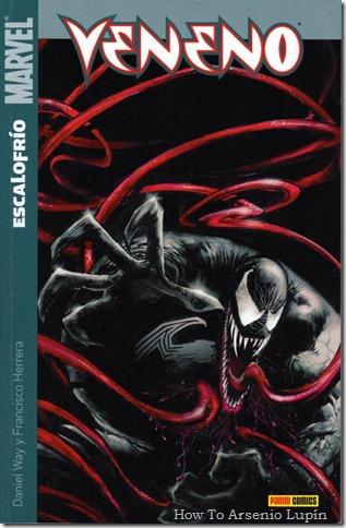 2011-09-21 - Venom Escalofríos y Venom vs Carnage
