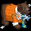 prankster bear