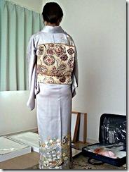 着物でお宮参り (1)