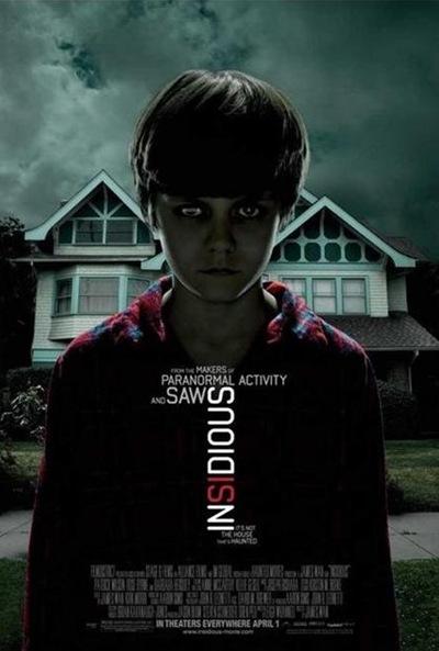 Insidious Worst Movies of 2011