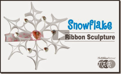 How-To-Make-A-Snowflake-Ribbon-Sculpture