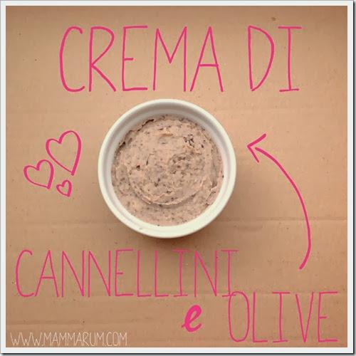 crema di olive e cannellini