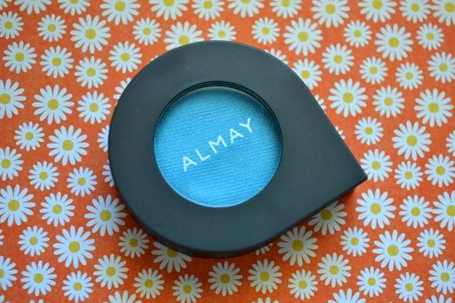 Almay shadow softies Seafoam