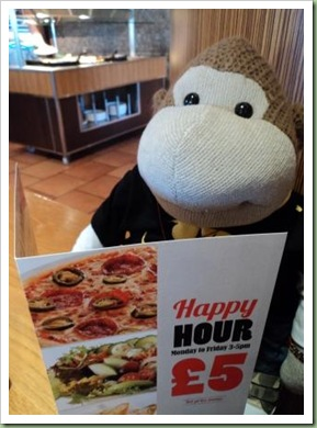Piizza Hut Happy Hour