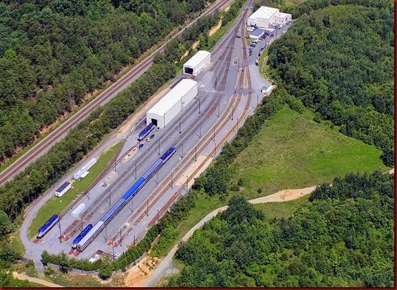 Virginia Rail Express MLF photo