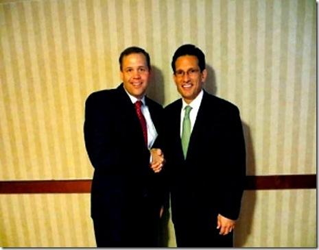 Jim Bridenstine & Eric Cantor