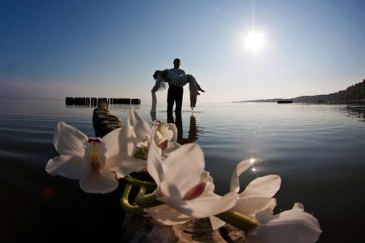 Ińsko - Fotograf na ślub - zdjęcia weselne