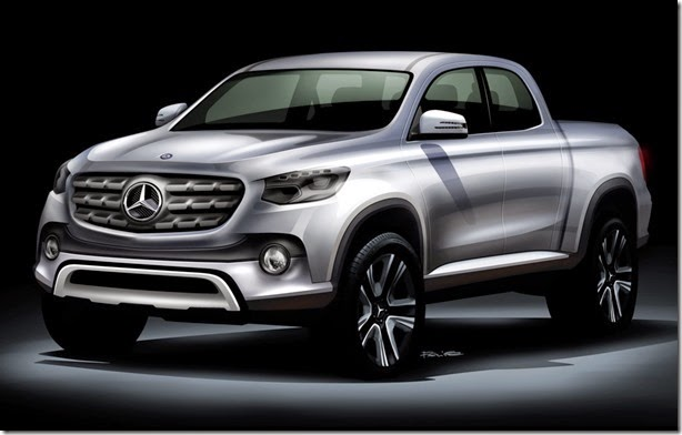 Mercedes-pickup-rendering