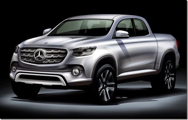 Mercedes-pickup-rendering