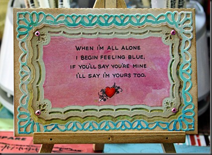 when i'm alone