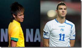 Neymar_vs_Dzeko