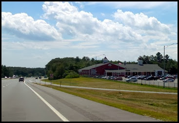 06b - I-95S On-Off ramp to New Hampshire State Liquor and Lottery Ticket Store