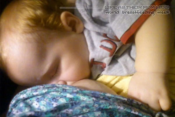 worldbreastfeedingweek4- life as their mom