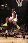 wearing brons nba lebron10 volt eric bledsoe 06 Wearing Brons: Eric Bledsoe Takes Flight in Volt LeBron Xs