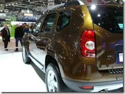 Dacia Duster Laureate 27