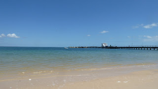 Kingfisher Bay, Fraser Island.