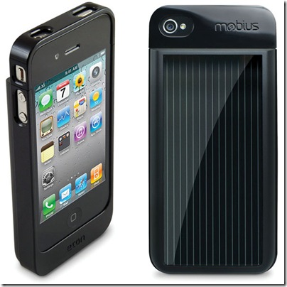Solar-iPhone-Battery