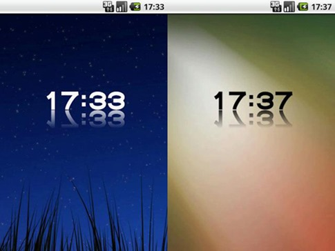d-clock-widget