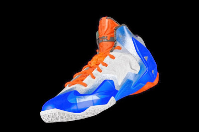 nike lebron 11 id allstar 2 08 gumbo Nike Unleashed Endless Possibilities with LeBron 11 Gumbo iD!