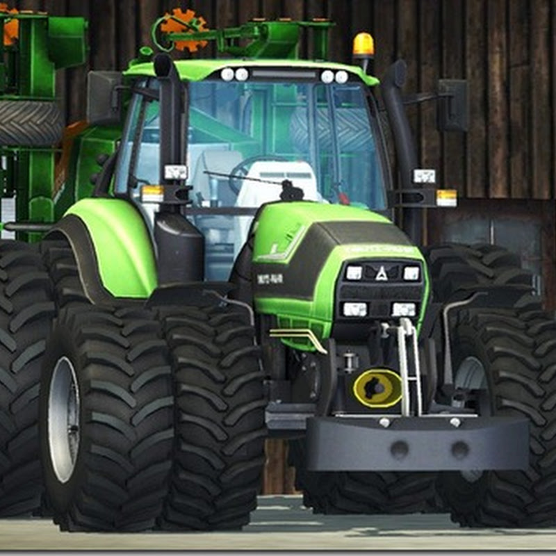 Farming simulator 2013 - Deutz TTV6190 v2