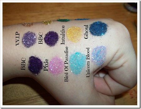 Swatches Part 2