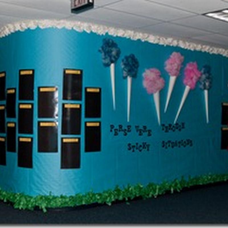 School Hall Decorations Ideas