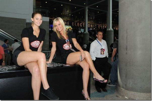 As garotas da Hottest E3 2011 (33)