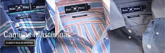 Camisas POLO PLAY com preços reduzidos.
