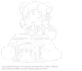 [AA]Tomoe Mami & Akemi Homura Kotatsu (Puella Magi Madoka Magica)