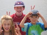 Alex, Matthew, and Kai