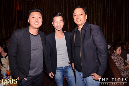 The Tides Hotel Boracay - Stephen Ku, Director of Marketing & Sales, Erik Cua, Director of Operations, Pete Gonzales, General Manager