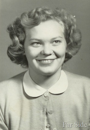 Aunt Annas Graduation Photo