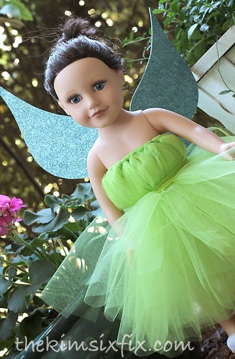 American Girl Tinkerbell