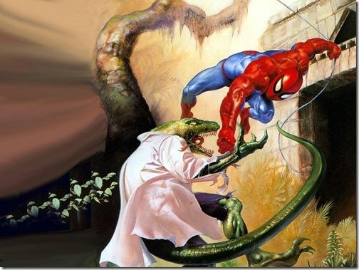 El Lagartom, Lizard,  Dr. Curt Connors (37)