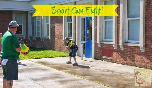 Squirt Gun Fight[6]