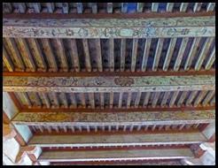 a chateau ceiling