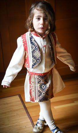 Armenian-costume
