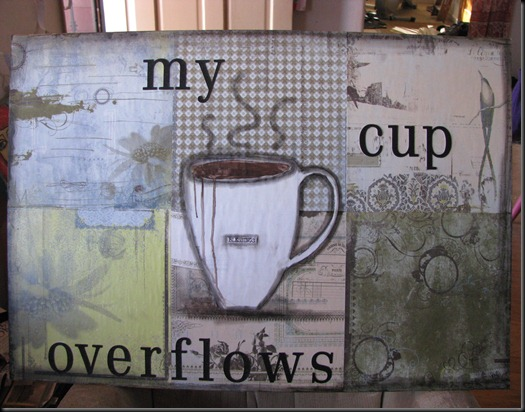 girls, my cup overflows ART 018