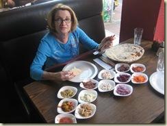 Appetizers galore Tel Aviv (Small)