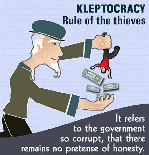 Cc kleptocrats
