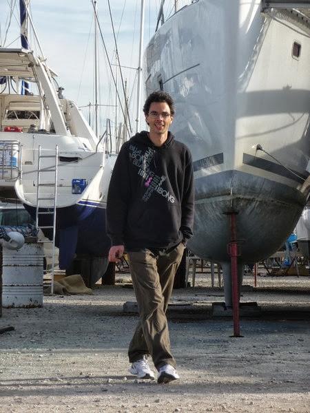 Marinou (Yann) Comme on ne l'avait jamais vu : Avec des cheveux :-D