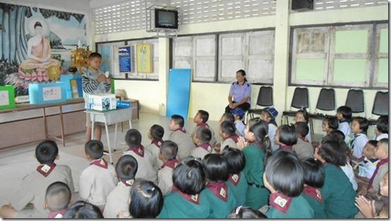 โรงเรียนบ้านรสำราญหินลาด006ปัจฉิมนิเทศ ป.6 2553
