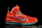 lebron9 allstar galaxy 83 web black Nike LeBron 9 All Star aka Galaxy Unreleased Sample