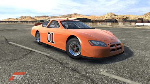 Dodge Charger NASCAR, General
